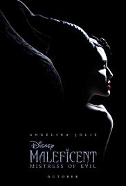Maleficent: Mistress of Evil 2019 Cover