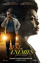 The Best of Enemies 2019 Cover