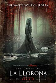 Stream The Curse of La Llorona (2019)