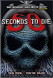 60 Seconds to Die 2017 Cover