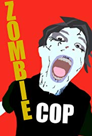 Zombie Cop 2015 Cover