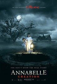 Annabelle: Creation 2017 Cover