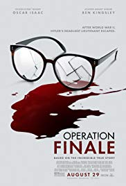 Operation Finale 2018 Cover