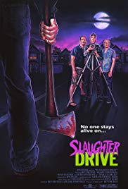 Slaughter Drive 2017 Cover