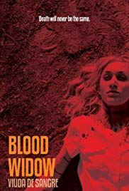 Blood Widow 2019 Cover