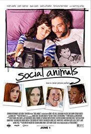 Social Animals 2018 Cover