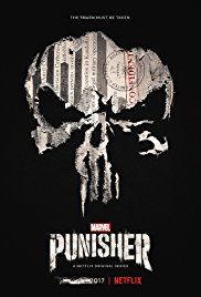 The Punisher 2017 Cover