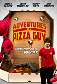 Adventures of a Pizza Guy 2015 Cover
