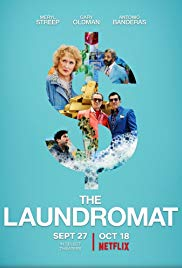 The Laundromat 2019 Cover
