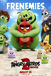 The Angry Birds Movie 2 2019 Cover