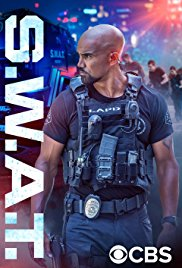 S.W.A.T. 2017 Cover