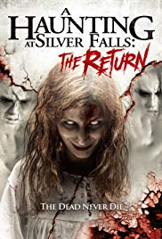 A Haunting at Silver Falls: The Return 2019 Cover