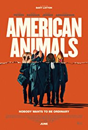 American Animals 2018 Cover
