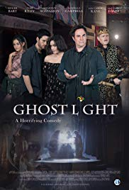 Ghost Light 2018 Cover