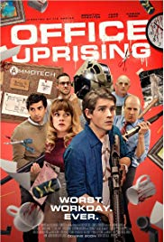 Office Uprising 2018 Cover