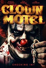 Clown Motel: Spirits Arise 2019 Cover