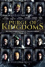 Purge of Kingdoms: The Unauthorized Game of Thrones Parody 2019 Cover