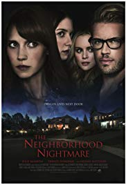 The Neighborhood Nightmare 2018 Cover