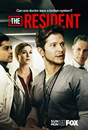 The Resident 2018 Cover