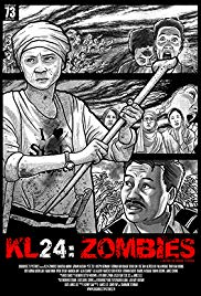 KL24: Zombies 2017 Cover