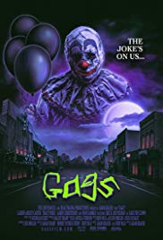 Gags The Clown 2018 Cover