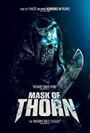 Mask of Thorn 2019 Cover