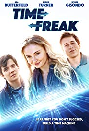 Time Freak 2018 Cover
