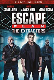 Escape Plan: The Extractors 2019 Cover