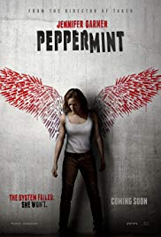 Peppermint 2018 Cover