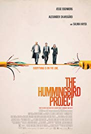 The Hummingbird Project 2018 Cover