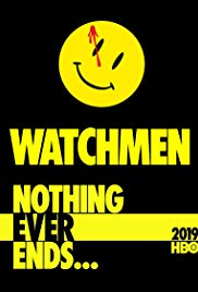 Watchmen 2019 Cover