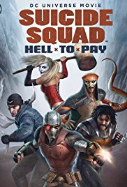 Suicide Squad: Hell to Pay 2018 Cover