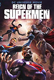 Reign of the Supermen 2019 Cover