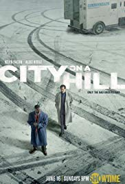 City on a Hill 2019 Cover