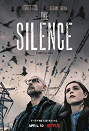 The Silence 2019 Cover