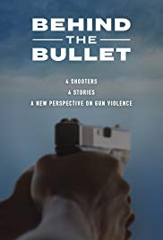 Behind the Bullet 2019 Cover