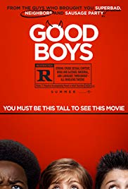 Good Boys 2019 Cover