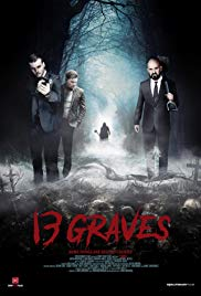 13 Graves 2019 Cover