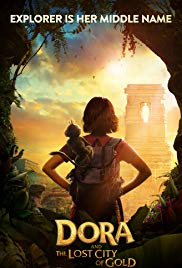 Stream Dora and the Lost City of Gold (2019)