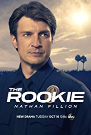The Rookie 2018 Cover