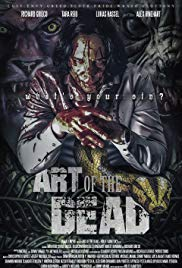 Art of the Dead 2019 Cover