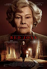 Red Joan 2018 Cover