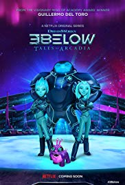 3Below: Tales of Arcadia 2018 Cover
