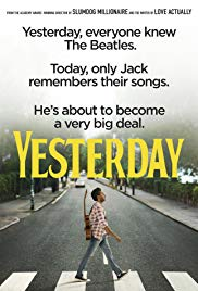 Yesterday 2019 Cover