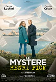 The Mystery of Henri Pick 2019 Cover