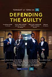 Defending the Guilty 2018 Cover
