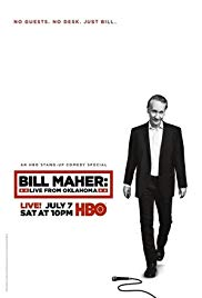 Bill Maher: Live from Oklahoma 2018 Cover
