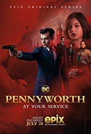 Pennyworth 2019 Cover
