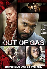 Out of Gas 2018 Cover