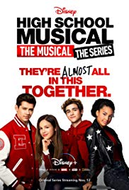 High School Musical: The Musical - The Series 2019 Cover